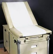 Tidi Exam Table Paper 21 Smooth   12 White Rolls