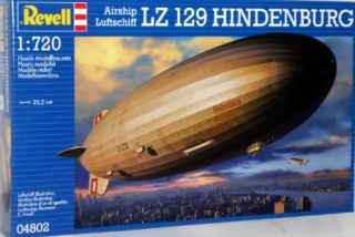 Revell Model Kit   Airship LZ 129 HINDENBURG 04802 FAST SHIPPING