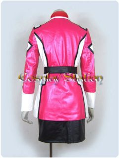 Gundam Seed Flay Allster Cosplay Costume_cos0285