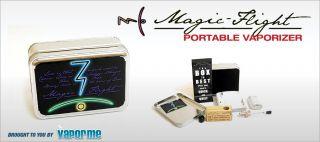 Magic Flight Launch Box Vaporizer Portable Herbal Vapor