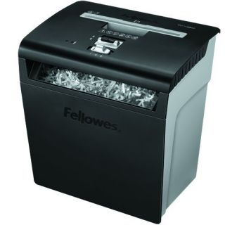 Fellowes Powershred P 48C 8 Sheet Cross Cut Paper Shredder