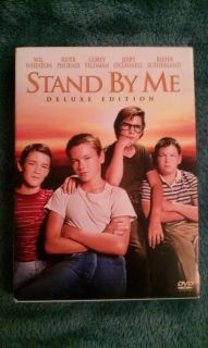 Stand by Me DVD 2005 Deluxe Edition with CD Premium