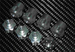 FLM Extended 17mm Wheel Adapter Kit Fit Traxxas Slash Stampede Rustler