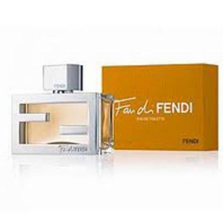 Fan Di Fendi 2 5 oz 75 ml Women EDP Eau de Parfum Perfume Spray New in