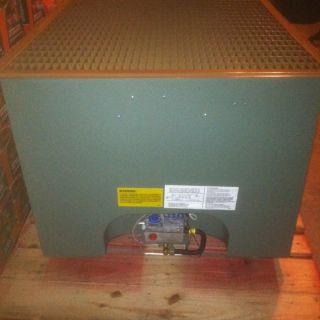 Coleman Gravity Floor Furnace 70 000 Btu Natural Gas Or