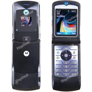 RAZA V3I GSM 850/900/1800/1900MHZ Flip Mobile Cell Phone P05 V3I