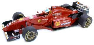 F310 Michael Schumacher 1996 412T3 First Ferrari Race Car Senna