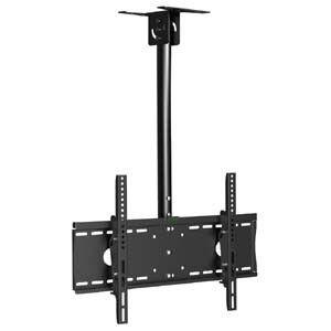 LED LCD Flat Screen Panel TV Ceiling Mount Swivel Tilt Bracket 32 55