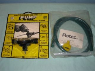 Flotec Drill Operated Pump Kit for Water Oil Kerosene Chemicals Other