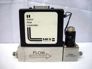 MKS 1259B 50000SV Spcal Mass Flow Controller H2 50000