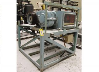 Used Alfa Laval Bran Luebbe High Pressure Water Pump Homogenizer Type