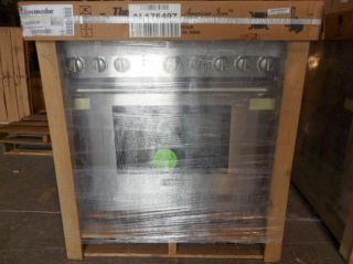 THERMADOR PRD366EHU 36 Pro Style Stainless Steel Dual Fuel Range