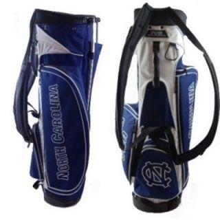 Tarheels North Carolina Golf Stand Bag Tar Heels Finley Course