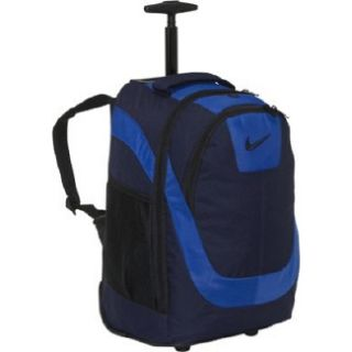 Accessories NikeAccessories Rolling Backpack Blue Sapphire
