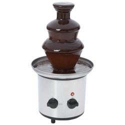 Chocolate Fountain Fruit Desserts Dipping Fondue Sweet Party