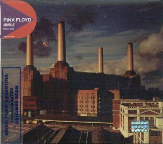 PINK FLOYD, ANIMALS – DISCOVERY EDITION REMASTERED 2011 . FACTORY