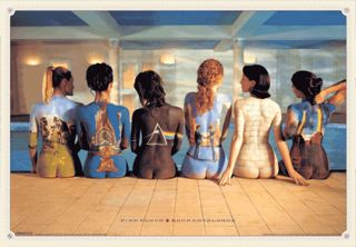 Pink Floyd Back Catalog Lenticular 3 D Poster 2 New