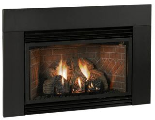 Vent Free Gas Fireplaces Propane Natural Gas Ventless Gas Insert or