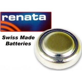 Renata 373 (SR916SW) Silver Oxide Button Cell 29mAh Capacity LD Watch