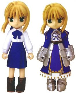 Shifty Fate Stay Night Saber Dressing Staynight Figure