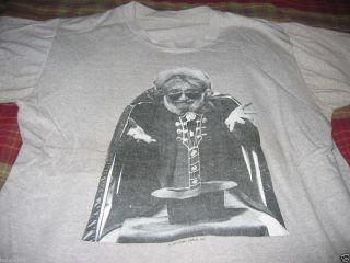 (Grateful Dead) Original Large Event Shirt Lunt Fontanne, NYC 10/87