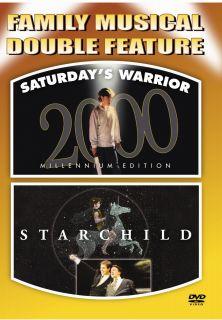 Stone Five Saturdays Warrior Star Child DVD Dualpack