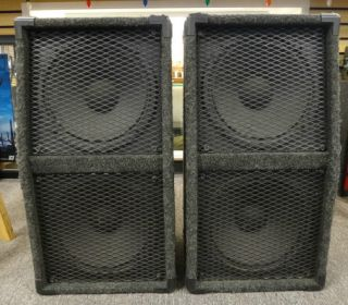 ADA Split Stack 2x12 Guitar Speaker Cabinet Local Pick Up NJ