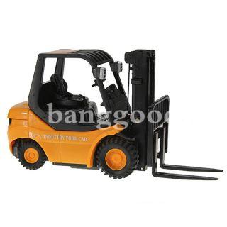 Mini RC Toy Forklift Radio Remote Control Truck Car New