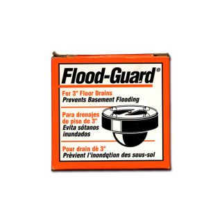 Floor Drain Flood Guard Prevent Basement Flooding