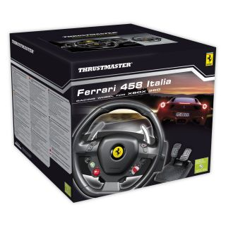 Ferrari F458 Italia Racing Steering Wheel FAULTY FOR PARTS