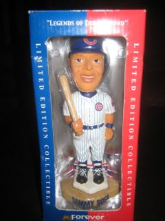 Forever Collectibles Chicago Cubs Sammy Sosa Bobblehead Legends of the