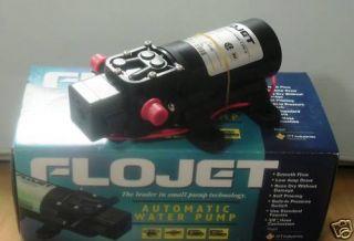 Flojet LF122202 12 Volt Water Pump Trailer camper Boat