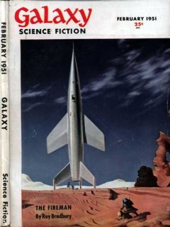 Galaxy Science Fiction 45 Stories on DVD Pulp Magazine