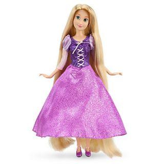 Disney Tangled Rapunzel Flynn Rider Mother Gothel 12 Classic Doll Set