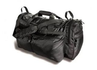 Uncle Mikes Side Armor Field Equipment Black Bag 4 122 CU in 67 5