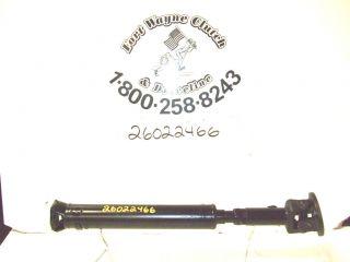 Front Driveshaft Blazer Jimmy Tahoe Yukon 26022466