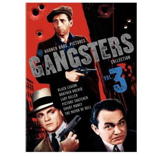 warner gangsters collection vol 3 6 films 2008 dvd