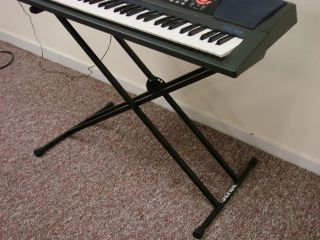 Casio CTK 501 Piano Electronic Keyboard Stand Song Book
