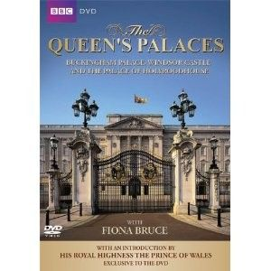The Queens Palaces (DVD) Catherine Deneuve, ce Luchini   NEW