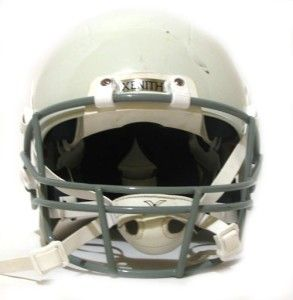 Youth Medium Regular Football Helmet Kids Face Mask Chin Strap
