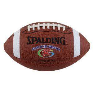 Rookie Gear Pee Wee Football Ball Brand New  Junior Kids