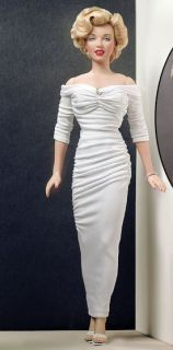 Franklin Mint Marilyn Monroe Cover Queen Doll B11E819