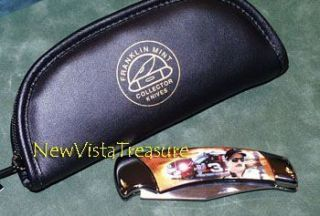 Franklin Mint Dale Earnhardt Victory Lane Knife