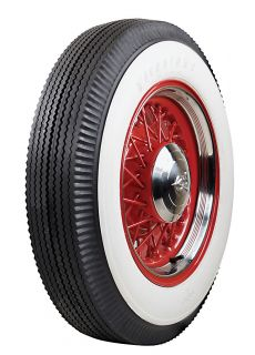 Firestone 600 16 Wide White Wall Tire