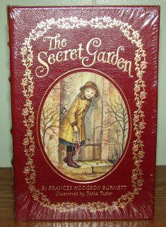 Sealed Easton Press The Secret Garden TASHA TUDOR Frances Burnett RARE
