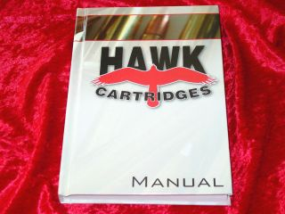 Hawk Cartridges Reloading Manual Fred D. Zeglin  Z Hat Custom  Wildcat