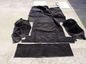 66 76 EARLY FORD BRONCO CARPET with fenders & tailgate