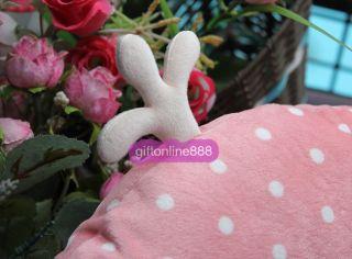 24 Sea Cetacean Fish Soft Fill Plush Doll Toys Pink