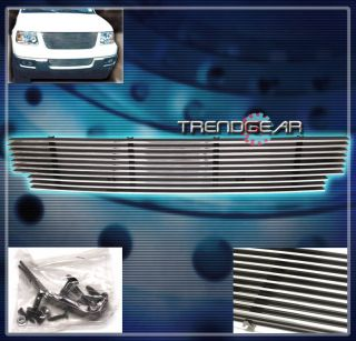2003 2006 Ford Expedition SUV Truck Front Bumper Billet Grille Grill