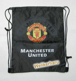 Football Simple Equipment Manchester United Kettle Book Boot Shoe Bag